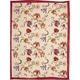 Couleur Nature Fleur Des Indes Printed Towel