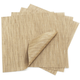 Chilewich Camel Square Bamboo Placemat