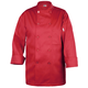 Chef Works Basic Red Chef Coats
