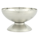 Footed Stainless Steel Dessert Bowl, 4oz