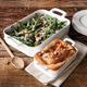 Revol® Belle Cuisine Rectangular Bakers, Set of 2