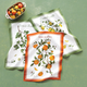 Italian Citrus Fruit Towels