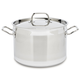 Sur La Table® Stainless Steel Stockpot with Lid