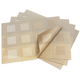 Chilewich Gold Engineered Squares Placemat