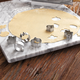 Leaf Cookie & Crust Cutter, Set of 6