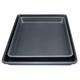 Chicago Metallic® Commercial II Nonstick Quarter Sheet Pan, 12¼