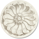 Kitchen Papers Vintage Italian Rosette Serving Papers