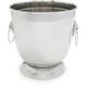 Stainless Steel Lion's Head Ice Bucket