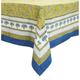 Couleur Nature Bleuet Printed Tablecloth
