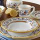 Deruta-Style Soup Plate, 9