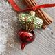 Beet Ornament