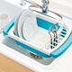 Progressive® Collapsible Over-Sink Dish Rack