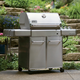 Weber® Genesis S-320 Stainless Steel Gas Grill