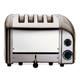 Dualit® Charcoal Four-Slice Toaster