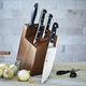 Zwilling J.A. Henckels® Pro 7-Piece Block Set