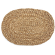 Oval Natural Seagrass Placemat