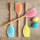 Sur La Table® Gingham Spatulas