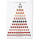 Cat Lover's Holiday Kitchen Towel
