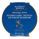 Academia Barilla Spreadable Cheese with Pecorino Sardo D.O.P., Truffles & Porcini, 4.4 oz.