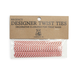 Red Twisties, Set of 50