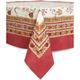 Couleur Nature Fleur des Indes Printed Tablecloths