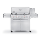 Weber® Summit S-620 Series Stainless Steel Gas Grill
