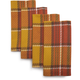 Prescott Plaid Napkins, Set of 4