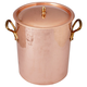 Mauviel® M'tradition Copper Stockpot, 13¾ qt.