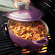 Le Creuset® Cassis Wide Oval French Oven, 3½ qt.