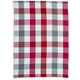 Metallic Buffalo Check Kitchen Towel, 28