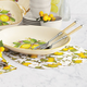 Laminated Lemon Placemat, 13