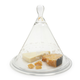 Glass Cheese Dome, 12