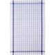 Indigo-Check Kitchen Towel