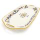 Deruta-Style Rectangular Handled Serving Platter