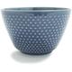 Kotobuki Blue Hobnail Teacup