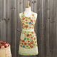 May Flowers Vintage-Style Apron