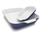 Emile Henry® Azure Lasagna Dishes, Set of 2