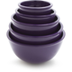 Sur La Table® Purple Prep Bowls, Set of 5