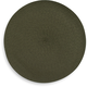 Olive Round Woven Placemat