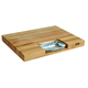 John Boos & Co.® Maple Edge-Grain Newton Prep Master Cutting Board, 24