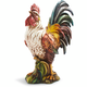 Italian Hand-Painted Ceramic Rooster, 26