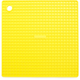 Sunshine-Yellow Silicone Grid Pot Holder