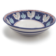 Hand-Painted Italian Serving Bowl, Rooster