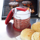 Sur La Table® Hamburger Press and Store