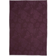 Eggplant Leaf Jacquard Kitchen Towel