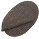 Chilewich Walnut Mini-Basketweave Oval Placemat