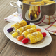 Sur La Table® Heat-Safe Corn Holders, Set of 4 Pairs