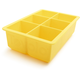 Sunshine-Yellow King Cube Ice Tray