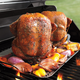 Sur La Table® Adjustable Double Chicken Roaster and Grill Grid