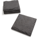 Black Slate Coasters, Set of 4